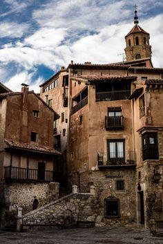 Albarracín uno de los pueblos más bonitos de España, situado en #Teruel