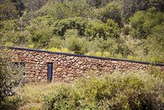 Image 12 of 34 from gallery of Witklipfontein Eco Lodge / GLH Architects. Photograph by Damien Huyberechts Green Architecture, Architecture Details, Axonometric View, Design Minimalista, Unique Buildings, Solar Water, Earth Homes, Water Heating, Architects