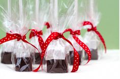 10 DIY Christmas Gifts for Teachers - Tip Junkie. These need to be dipped in graham cracker crumbs!
