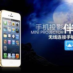 Mini Proiettore Pico per smartphone (Q6)