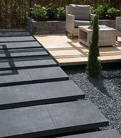 Holland Sierbestrating tuin 01
