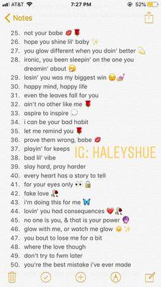#instagram #instagramcaptions #captions Instagram Picture Quotes, Good Instagram Names, Instagram Caption Ideas, Sassy Instagram Captions, Photo Quotes, Instagram Bio, Captions En Español, Captions Sassy, Cool Captions
