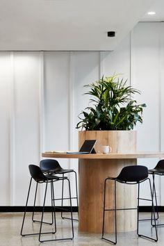 Medhealth Offices - Melbourne | Office Snapshots Commercial Interior Design, Interior Design Studio, Commercial Interiors, Interior Design Services, Corporate Interiors, Office Interiors, Office Ideas For Work, Co Working, Flexible Working