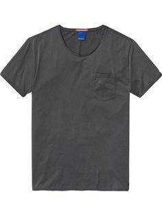 Amsterdams Blauw T-Shirt | T-shirts ss | Men Clothing at Scotch & Soda