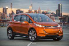 Chevy confirms production of 200-mile-range Bolt EV