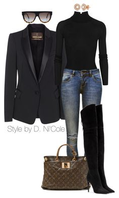 """Untitled #1916"" by stylebydnicole ❤ liked on Polyvore"