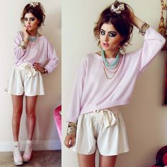 DOLLED UP (by Bebe Zeva) http://lookbook.nu/look/3989346-DOLLED-UP