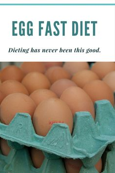 Jump Start Weight Loss – Keto Diet Egg Fast - Break through that stubborn plateau and take off those last few lbs, or put your weightloss into overdrive!