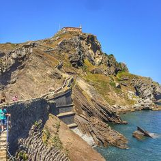 Yesterday I hiked to the next Game of Thrones filming location in Basque Country. What kind of scenes do you think will be filmed here?