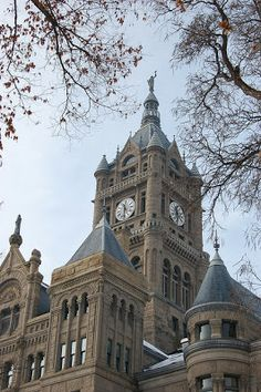 Truly Horrifying Government: Salt Lake City's Haunted City and County Building