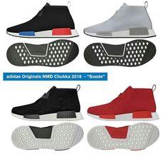 "adidas Originals NMD Chukka 2016 - ""Suede"" #adidas #NMD"