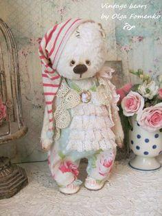 Teddy bear Darcy By Olga Fomenko - Bear Pile