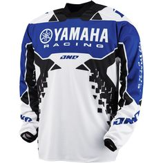 Yamaha Motorcycle Officially Licensed 1nd Atom Racing Men's MX/Off-Road/Dirt Bike Motorcycle Jersey - http://downhill.cybermarket24.com/yamaha-motorcycle-officially-licensed-1nd-atom-racing-mens/