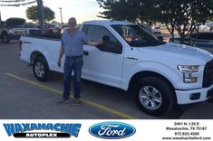 #HappyBirthday to David from Justin Bowers at Waxahachie Ford!  https://deliverymaxx.com/DealerReviews.aspx?DealerCode=E749  #HappyBirthday #WaxahachieFord