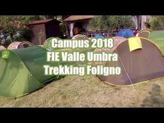 Campus 2018 Valle Umbra Trekking Foligno spot