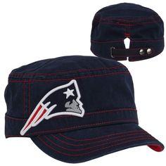 New Era New England Patriots Chic Cadet Women's Military Hat