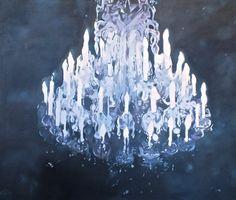 Saatchi Online Artist: Marek Hospodarsky; Oil, 2012, Painting Shine
