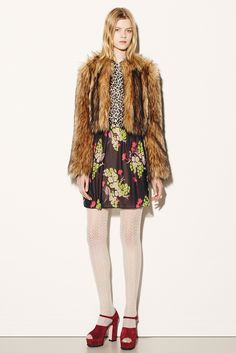 Red Valentino Fall 2015 Ready-to-Wear Collection Photos - Vogue