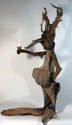 Driftwood Rabbit