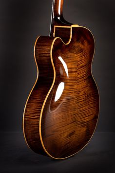 Scharpach Master Guitars - classical concert, nylon string jazz and archtop jazz guitars made by master luthiers guitarmakers Theo Scharpach and Menno Bos.