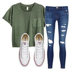 casual outfits with converse Fashion Designers Casual Outfits For Teens, Cute Comfy Outfits, Teen Fashion Outfits, Business Casual Outfits, Casual Winter Outfits, Pretty Outfits, Spring Outfits, Cool Outfits, Summer Outfits With Converse