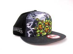Teenage Mutant Ninja Turtles Hero Break Out Official 950 Snapback Cap  Midtown Comics fa0b856a7a76