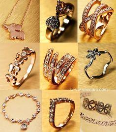 Vancaro Jewelry collection