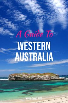 A guide to Western Australia. Beautiful, interesting, cool places to visit in Western Australia. Aussie State guide to things to do, places to see in WA #WesternAustralia Australia Travel Guide, Visit Australia, Western Australia, Queensland Australia, Beautiful Places To Visit, Cool Places To Visit, Kalbarri National Park, Ocean Photography, Photography Tips