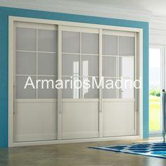 Pin de armarios madrid en armarios pinterest armario for Puertas correderas sodimac