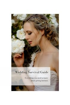Wedding Survival Guide, Everything you need to know about planning your wedding. From wedding flowers and engagement shoots to portraits and ceremonies. Wedding Advice, Wedding Stuff, Wedding Flowers, Wedding Photos, Dream Wedding, Barn Weddings, Romantic Weddings, Wedding Make Up Inspiration, Bridal Photography