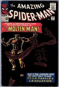 Amazing Spider-Man # 28 , September 1965 , Marvel Comics Vol 1 1963 tumblr_nj1pf3Zv3i1rn55nzo1_540.jpg (540×803)