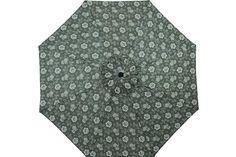 Greenview 7.5 Ft. Patio Umbrella Green
