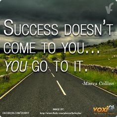 Fitness Motivation – Get Up And make It Happen | voxifit
