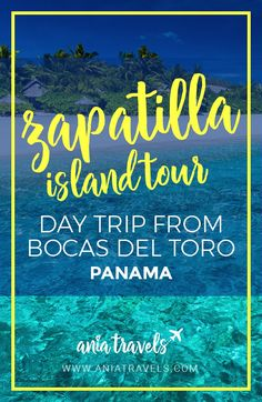This past weekend a few of us students from Habla Ya went snorkeling on a day trip from Bocas Del Toro, Panama to Zapatilla Island. Here is my experience. | Day trip | Tour | panama | Bocas Del Toro | Zapatillas Island | Isla Zapatilla | Dolphin Bay | Coral Cove | Snorkeling | Central America