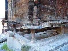 Chalet à foin, Raccard- Grimentz-Valais-Suisse-2