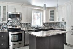 Comment choisir le matériau du comptoir de cuisine? | BricoBistro