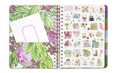 Lilly Pullitzer Large Agenda