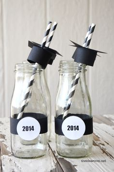 Graduation Party Ideas | theidearoom.net