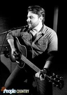 Chris Young...seriously though. he's sexy.