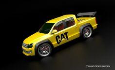 VW #amarok, #custom. Client job
