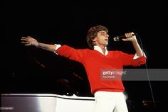Barry Manilow on 25.10.1982 in Chicago, Il