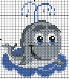 Cross Stitch Sea, Cross Stitch Bookmarks, Beaded Cross Stitch, Cross Stitch Animals, Cross Stitch Charts, Cross Stitch Embroidery, Cross Stitch Patterns, Quilt Patterns Free, Loom Patterns