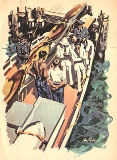 Alex Toth on Noel Sickles - Today's Inspiration