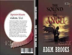 "cover book "" the sound of the angel"" https://graphicelepassion91.wordpress.com/"