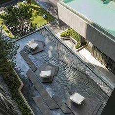 The Base Pattaya by Sansiri. Landscape Architect » Redland•scape: