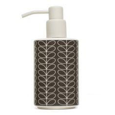 Linear Stem Soap Dispenser
