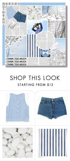 """""""902. How much longing has to fall like snow for the spring days to come?"""" by gryffindor-girl ❤ liked on Polyvore featuring Zara and Christian Lacroix"""