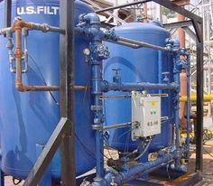 Water Softener Systems--  Our water softener systems are designed to supply up to a 72,000 PPH capacity for a boiler with a 5% blowdown rate. The systems are skid-mounted and consist of two vessels, all piping and valves and semi-automatic (flow or manually initiated) regeneration control systems.