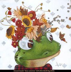 Oeuvres disponibles Biographie Anouck Goulet est une artiste-peintre québécoise née à Maria en Gaspésie le ...