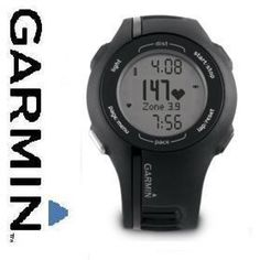 El reloj deportivo  Forerunner 210 Premium HRM-Soft Strap marca garmin calcula el tiempo y la distancia que resorre y las caloria que quemas mientras haces tu ejercicios. Incluyeun monitor de frecuencia cardiaca para que puedas ver tus pulsaciones por minuto. Incluye GPS